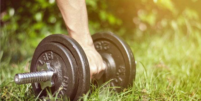 5 Strength Training Exercises You Can Do In Your Garden
