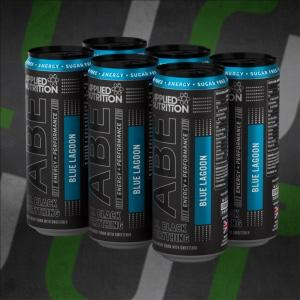 Applied Nutrition ABE Energy + Performance Can RTD 330ml Blue Lagoon
