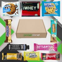 THE ULTIMATE HIGH-PROTEIN SUBSCRIPTION BOX