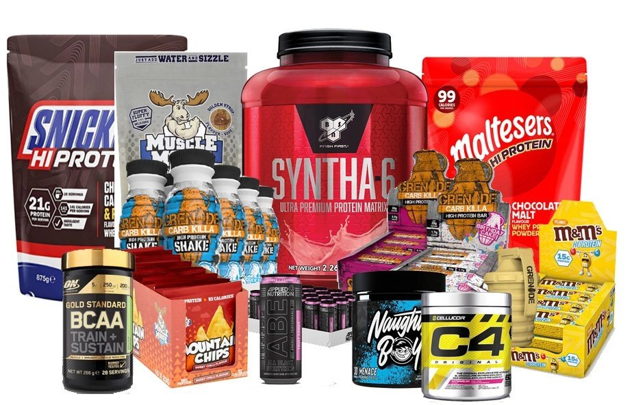 Why should you choose supplements from Protein Planet?