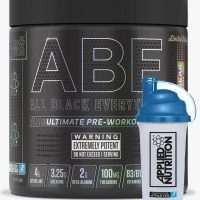 Applied Nutrition ABE – Pre Workout 30 Servings – SPECIAL OFFER – FREE SHAKER + HAND SANITISTER