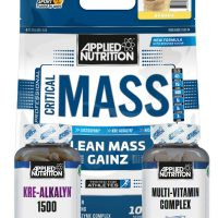 Applied Nutrition Critical Mass 6KG – SPECIAL OFFER – FREE KRE-ALKALYN AND MULTI VITAMINS