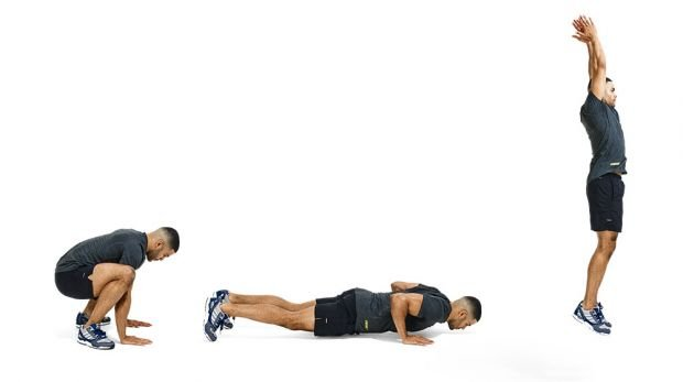 Bodyweight Workout – Best Exercises For Building Muscle