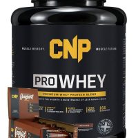 CNP Professional Pro Whey 2kg – SPECIAL OFFER – FREE BOX OF CNP FLAPJACKS