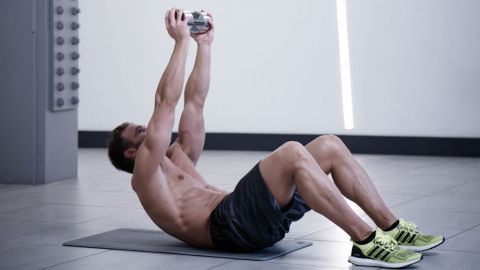 Best Bodyweight workout for your Abs