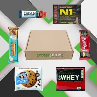 PREMIUM MONTHLY HIGH-PROTEIN SUBSCRIPTION BOX